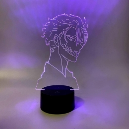 """3D ночник""""Jack the ripper"""" 3DTOYSLAMP"""