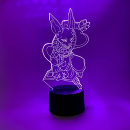 """3D ночник""""Бирус"""" 3DTOYSLAMP"""